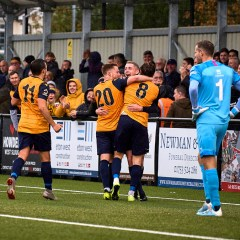 'The first three games were an anomaly' – How Slough Town have recovered their swagger