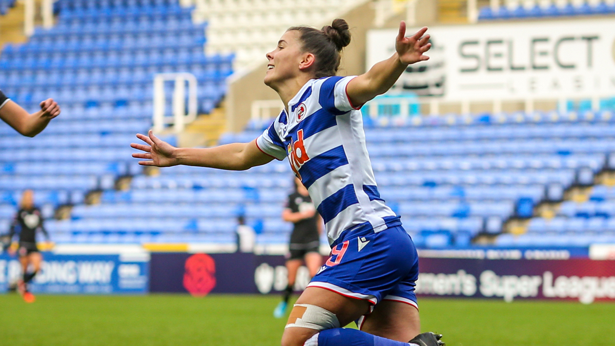 Reading FC Women frustrated at Madejski Stadium