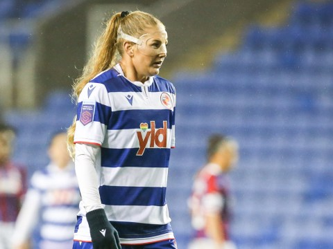 Five-star Lisa-Marie Utland on target for Reading FC Women