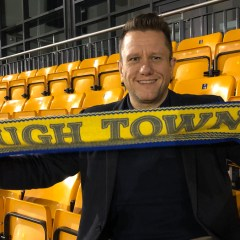 From almost hitting the wall to the National League with Slough Town's Mark Bailey