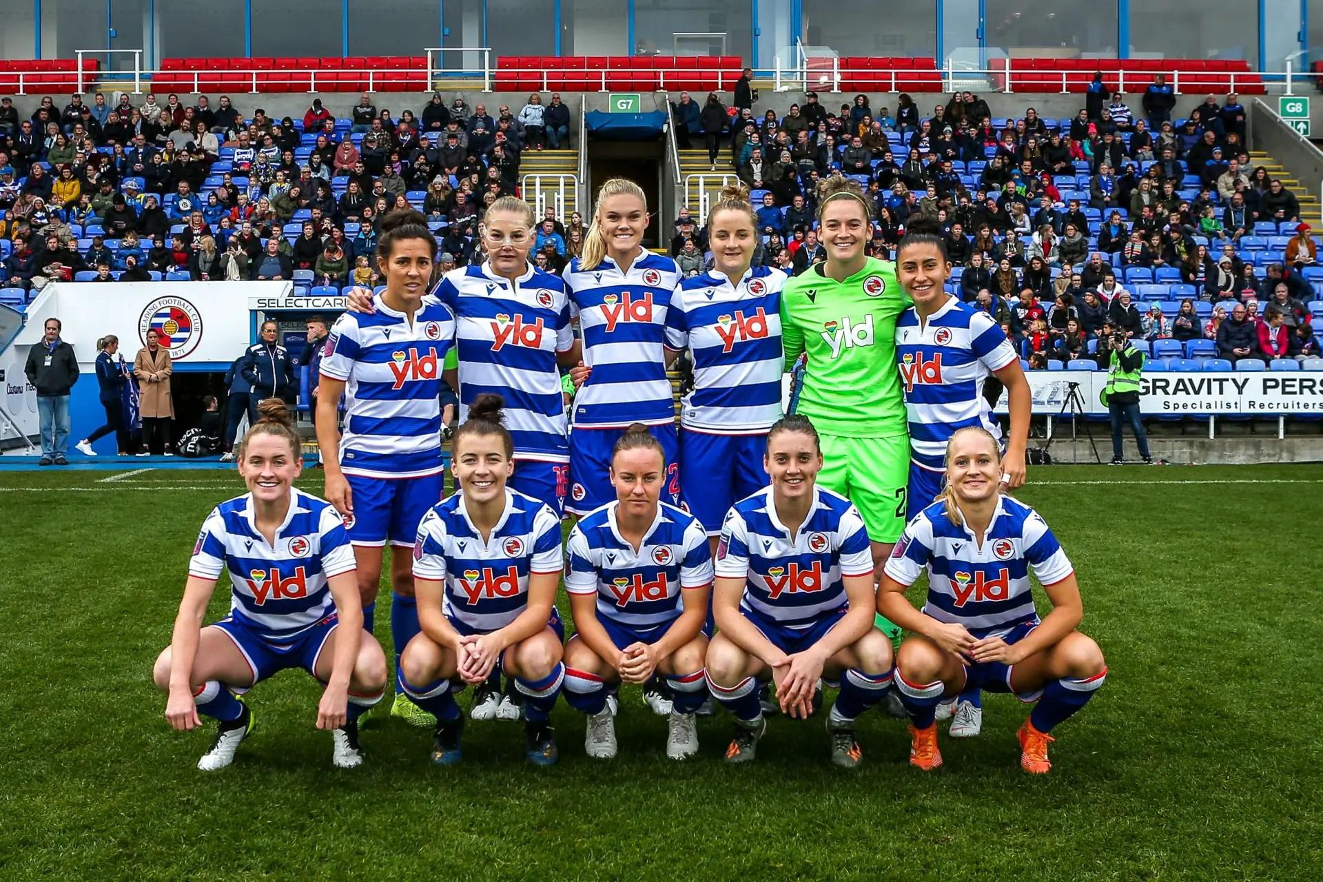 Women's Football Weekend brings Bristol City to Reading FC Women