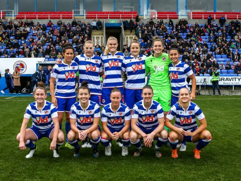 Women's Football Weekend brings Bristol City to Reading FC Women