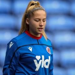 Reading FC Women's Mia Cruickshank picks up international caps