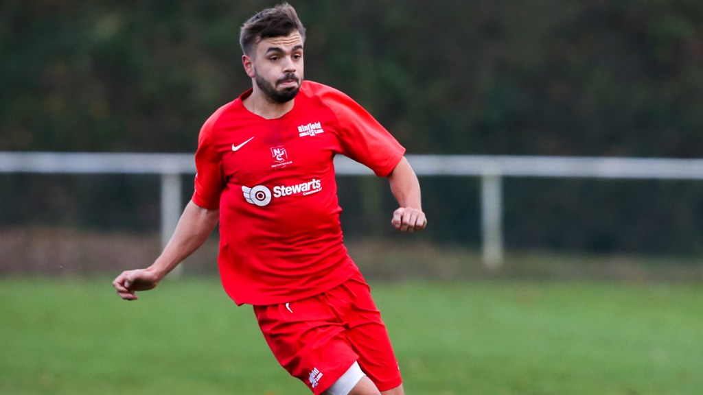 Binfield bounce back and Woodley United take a share