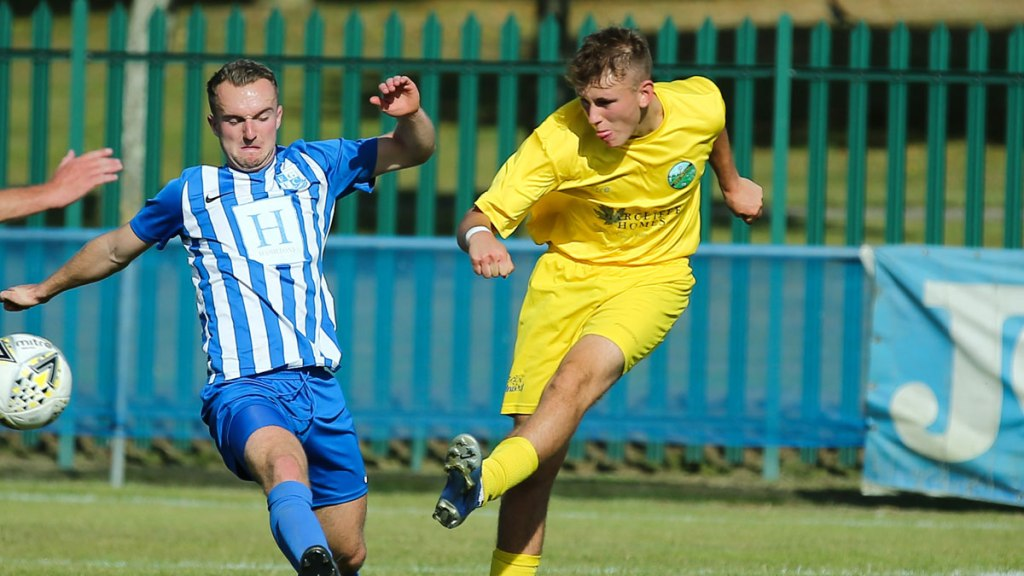 Ascot United's James Richardson 'leads by example' says boss