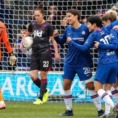Reading FC Women downed by Sam Kerr's Chelsea