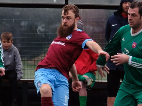 Ethan Jerrome hat trick as Berks County keep pace in Thames Valley Premier League