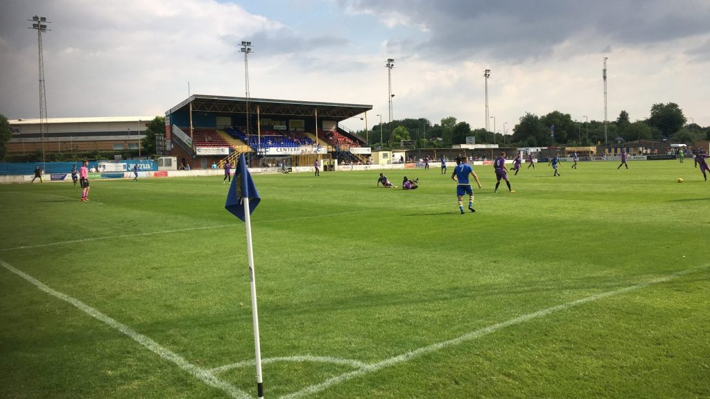 What's happening with the Camrose and Basingstoke Town