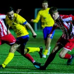 Ascot United hit by 'red curse' again despite late rally