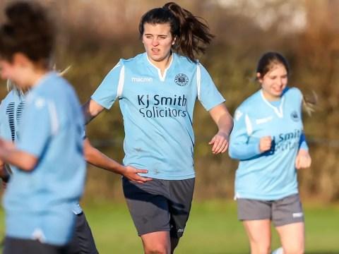Berkshire women's football fixtures – Sunday 9th February 2020