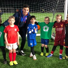 New Wokingham 3G facility opened by young Reading FC star