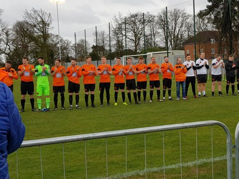 Wokingham & Emmbrook pay tribute to stalwart fan, Binfield held