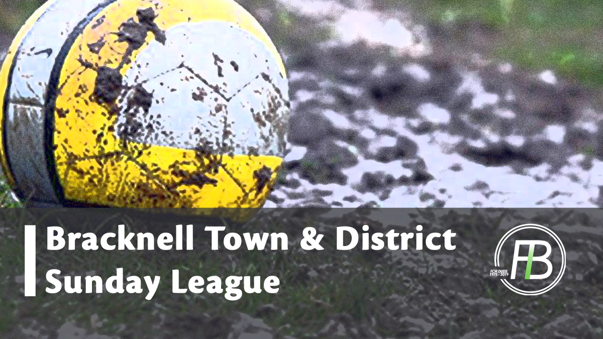 Bracknell Sunday League confirms suspension of competition