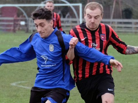 Newbury make most of Thames Valley Premier League games in hand