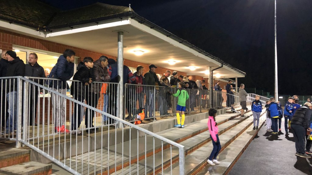 Ascot United's ground nominated for Berkshire Football Award
