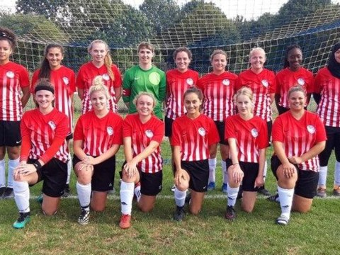 'We all work hard for each other' – Caversham AFC Ladies in profile