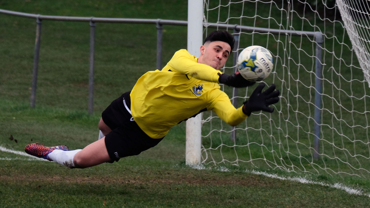 Finchampstead set down a marker in virtual County FA Cup