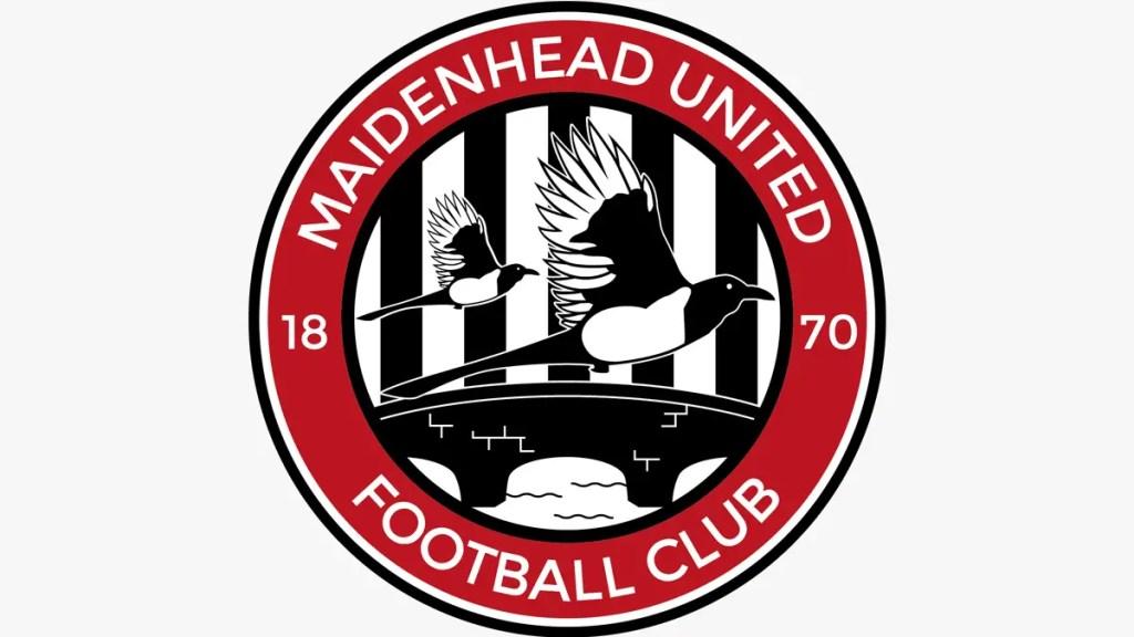 Maidenhead United launch smart new 150th anniversary crest