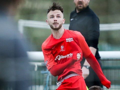 Bracknell Town striker joins Walton & Hersham