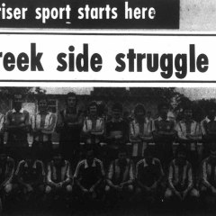 Why Greek giants Panathinaikos were the talk of Maidenhead