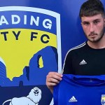 Brad Farren signs for Reading City