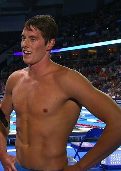 Olympics In High Heels: Meet Swimmer Conor Dwyer