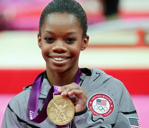 OLYMPICS IN HIGH HEELS: GABBY DOUGLAS TAKES ON WIZARD WORLD AUSTIN