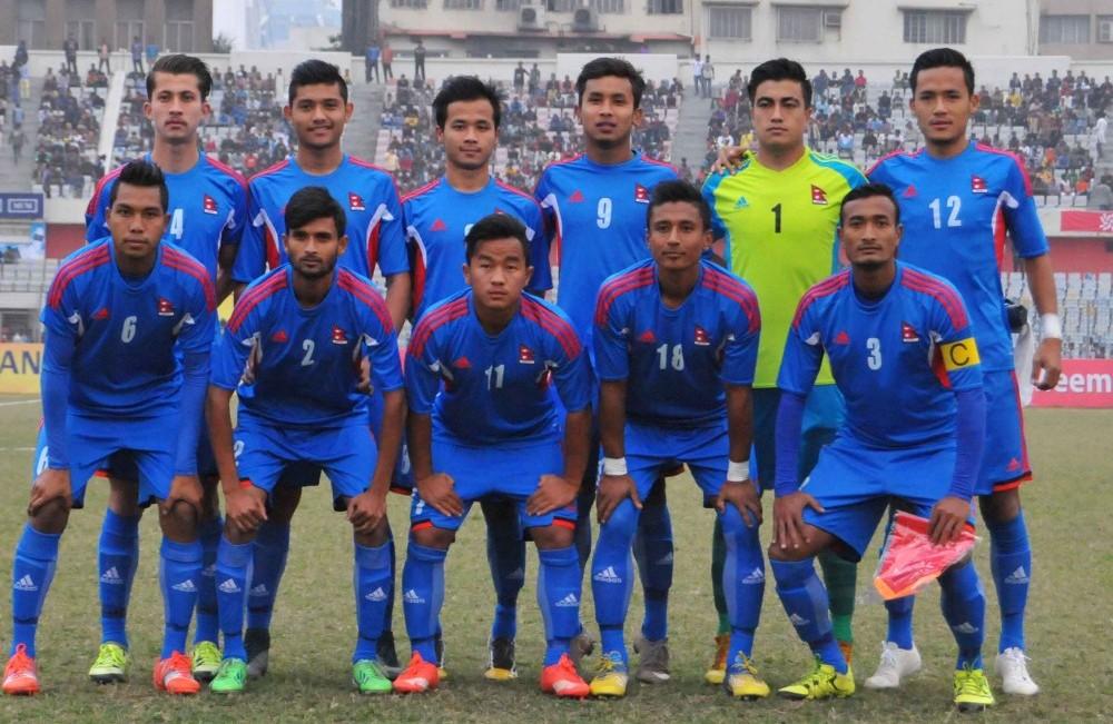 कतार विश्वकप छनौट खेलको ड्र सार्वजनिक : नेपाल को–कोसँग खेल्दैछ ?
