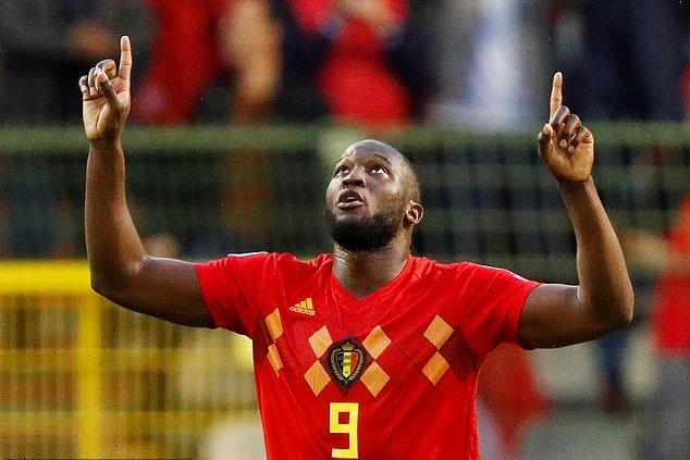 युरो कप छनौट : बेल्जियमको जितमा लुकाकुको २ गोल
