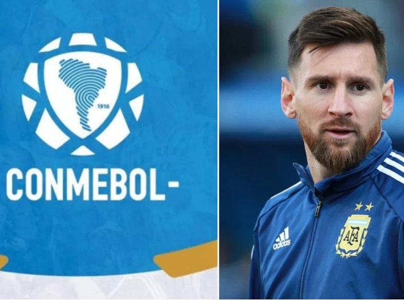 'मेस्सीका नाममा' दक्षिण अमेरिकी फुटबल महासंघले निकाल्यो यस्तो विज्ञप्ति