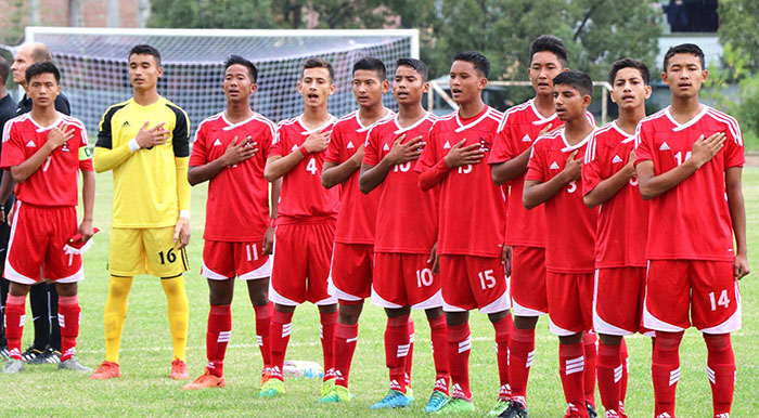 साफ यु–१८  खेल्ने नेपाली टोलीको घोषणा, को–को परे ?