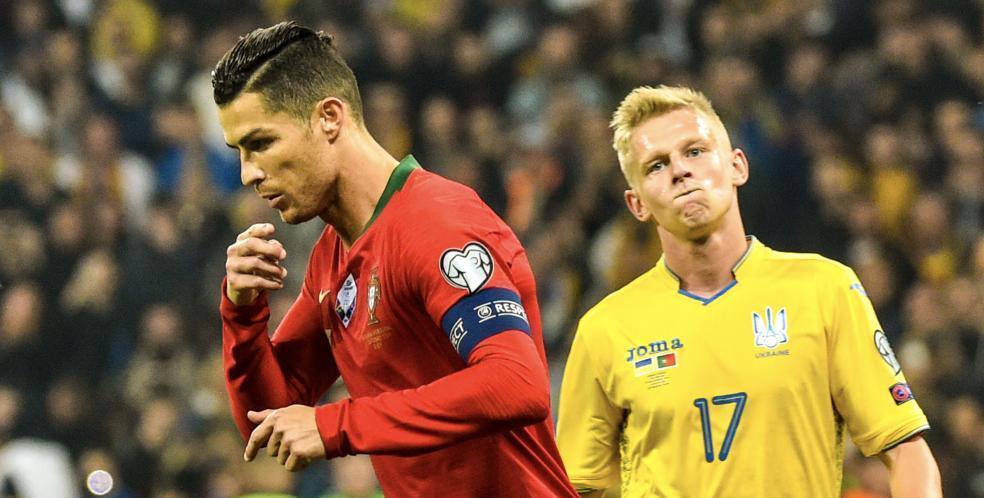 पोर्चुगललाई हराउँदै युक्रेन युरो कपमा छानियो