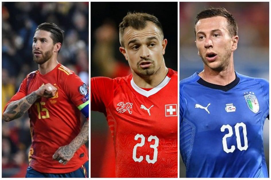 युरो कपमा आज आठ खेल : स्पेन, इटाली र स्वीट्जरल्यान्डको खेल आजै