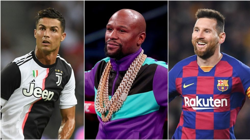 रोनाल्डो 'दशककै सर्वाधिक कमाउने' फुटबलर : मेस्सी कतिले पछाडि ?