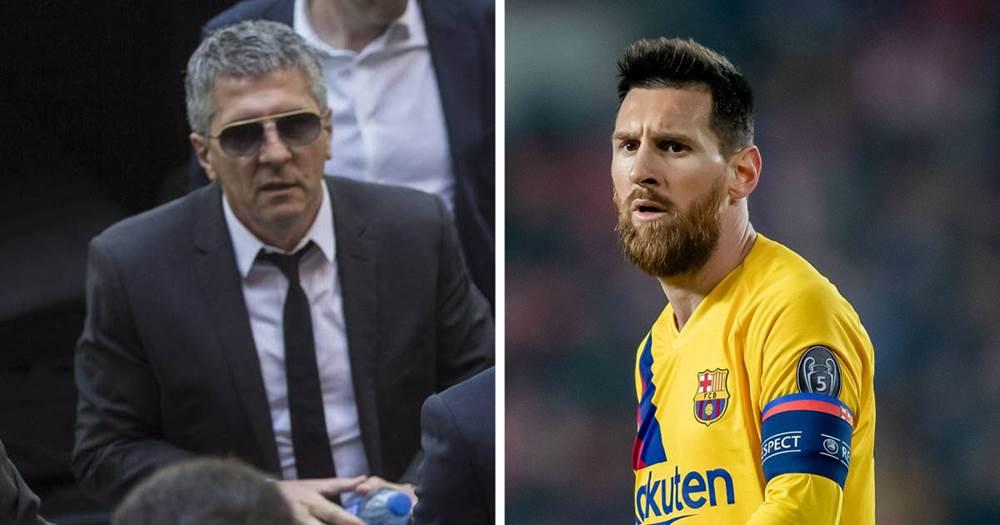 मेस्सीका पितासँग निर्णायक वार्ता गर्दै बार्सिलोना