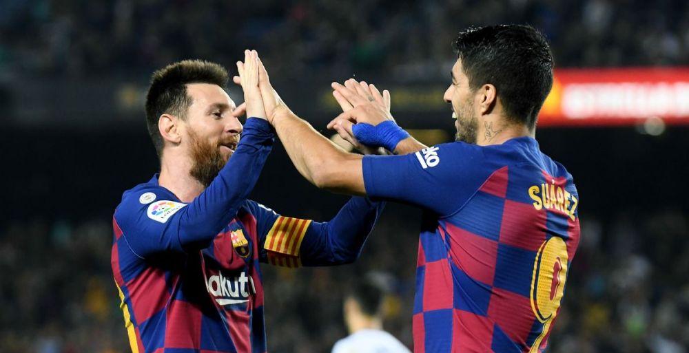 बार्सिलोनामा स्वारेजको भविष्य नयाँ मोडमा : मेस्सी र क्लब विभाजित !
