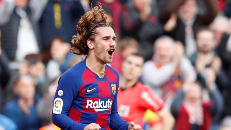 बार्सिलोना भर्सेस गेटाफे : पहिलो हाफमा बार्सिलोना २–० ले अघि