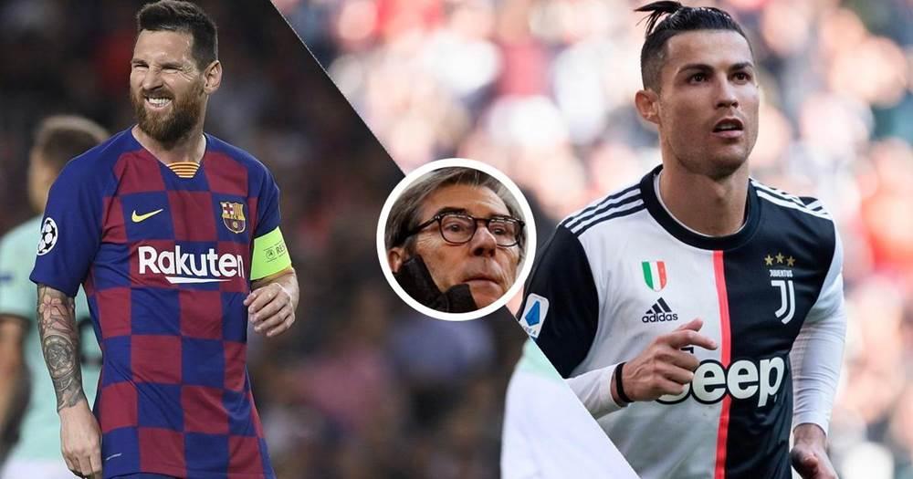 बार्सिलोनाका पूर्वनिर्देशक भन्छन्– 'मेस्सी र रोनाल्डो सँगै खेल्न सक्छन्'