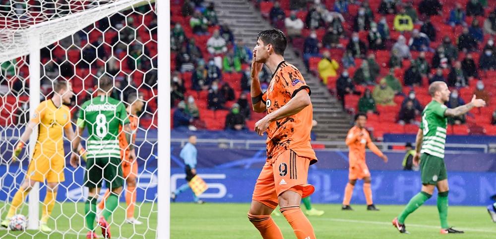 पहिलो हाफमा युभेन्टस १–० अघि : डर्टमुन्ड ०–३ ले अघि