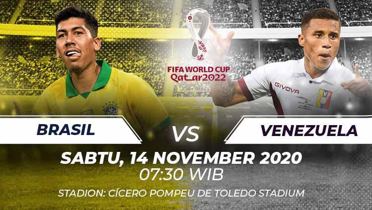 विश्वकप छनौट : प्रमुख खेलाडीबिनाको ब्राजिल भेनेज्वेलासँग भिड्दै