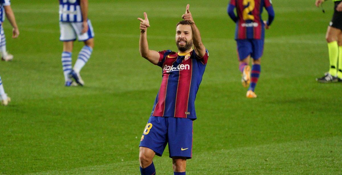 बार्सिलोना भर्सेस सोसिडाड : पहिलो हाफमा बार्सिलोना २–१ ले अघि
