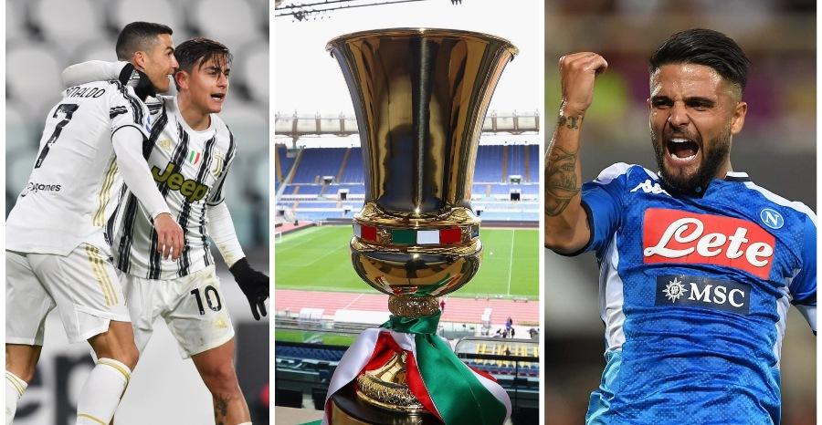 कोपा इटालियाको सेमिफाइनल ड्र तय : खेल तालिका र थप जानकारी