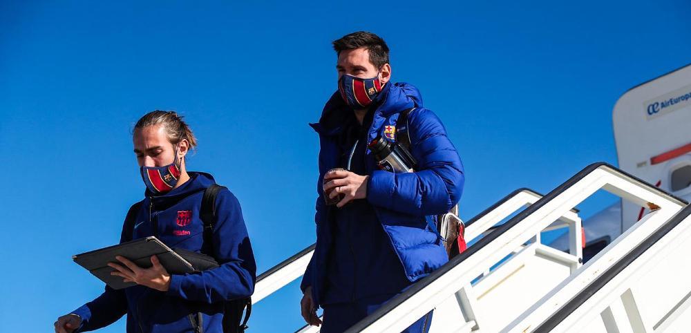 सुपर कपको फाइनलअघि बार्सिलोनालाई 'मेस्सीको फिटनेस'ले चिन्ता