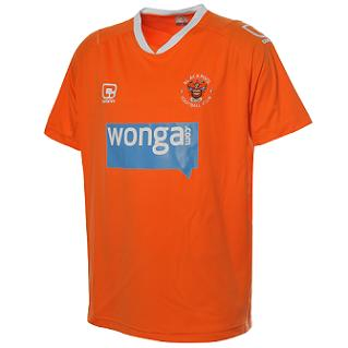69c5faca0 The Premier League turns tangerine and Blackpool have earned themselves  some Wonga for the season. Ignoring the very bad pun