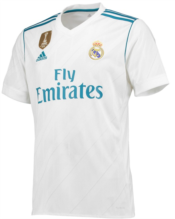 New Real Madrid Strips 2017-2018 by Adidas | Home & Away ...
