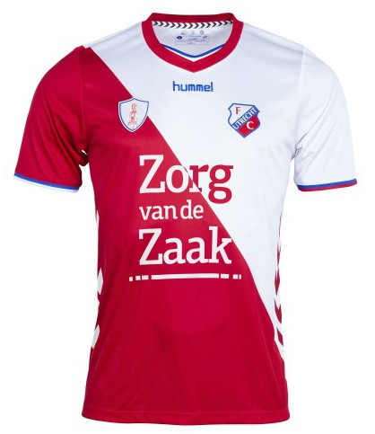 new fc utrecht shirt 2018 2019 fan