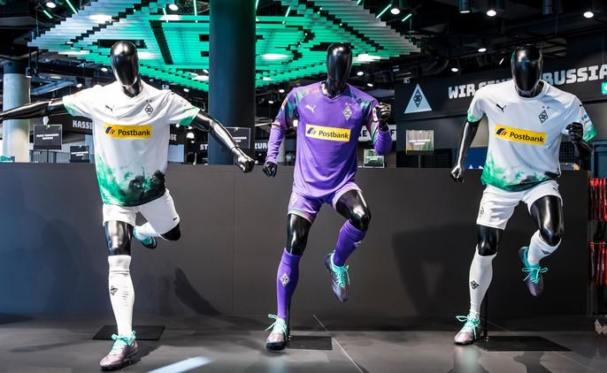 Neue trikots saison 20/21, entrées: Gladbach Jersey 2020 Promotion Off54