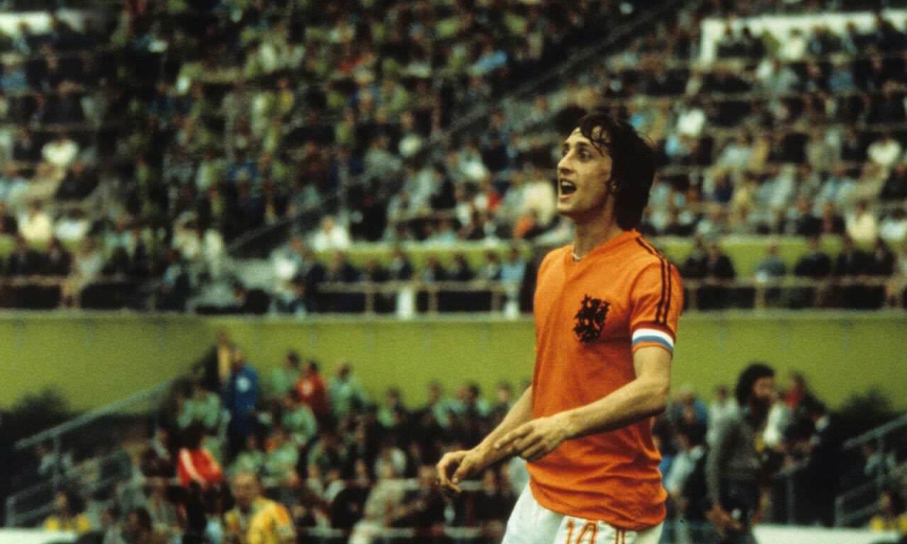 Johan Cruyff Netherlands 1