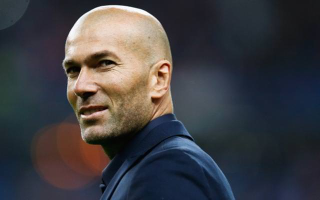 Zidane during the International friendly match between France and Brazil at the Stade de France on March 26, 2015 in Paris, France
