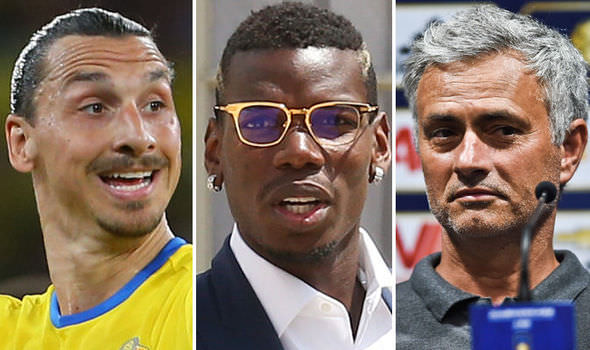 Three of the statements made by Manchester United this summer